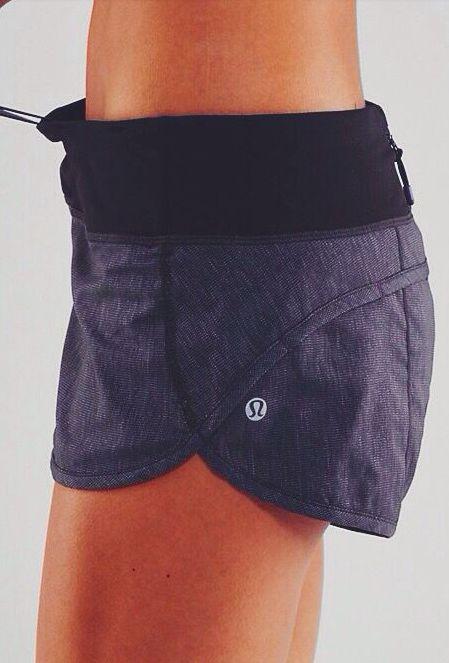 Love These Shorts #lululemon #fitspo | Livestrong | Pinterest | Lululemon Weight Loss Program ...