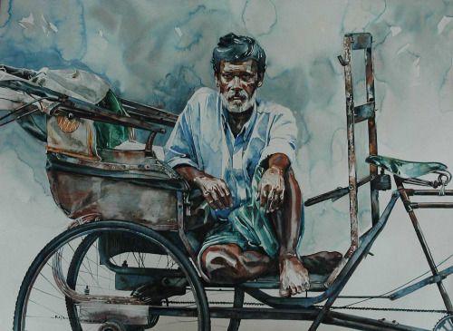 Rajkumar Sthabathy art.: