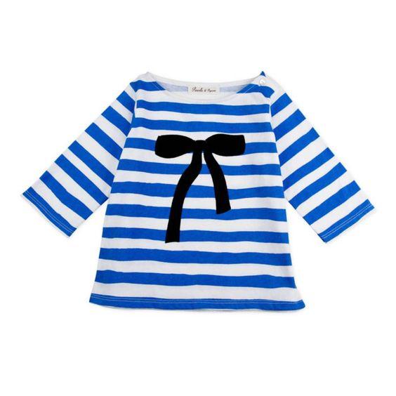 Bardot T Shirt // Little Fashion Gallery