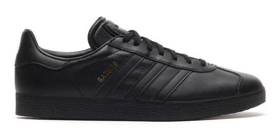 "http://SneakersCartel.com adidas Gazelle ""Core Black"" #sneakers #shoes #kicks #jordan #lebron #nba #nike #adidas #reebok #airjordan #sneakerhead #fashion #sneakerscartel"