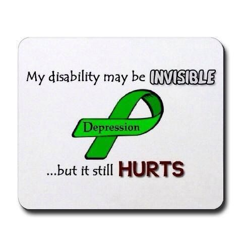 Support invisible illness awareness