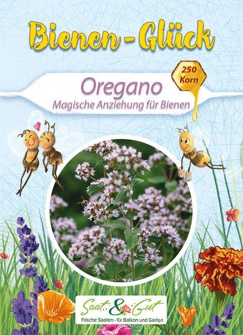 Saat Gut Bio Oregano Saatgut Kornblume Blumen