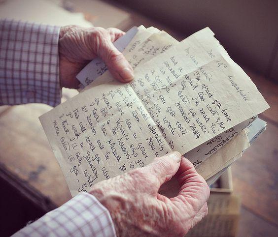 lettre à sa grand-mère - combler votre grand-mère