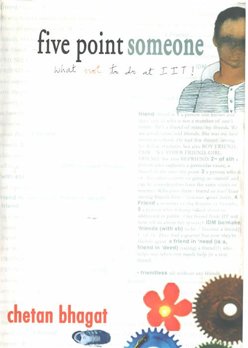 Five point someone is my favorite fiction ever!