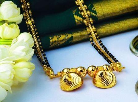 15 Traditional Maharashtrian Mangalsutra Designs Gold