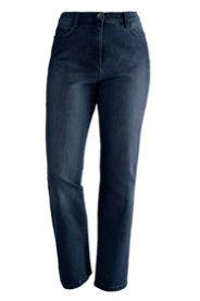 Bodyforming jeans met bootcut. Aantrekkelijk silhouet door modellerende, elastische kwaliteit met extra steunfunctie bij de buik. 5-pocketssnit, hoge ... Bekijk op http://www.grotematenwebshop.nl/product/ulla-popken-bodyforming-jeans-bootcut-grote-maten-2/