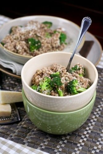 Creamy Buckwheat Risotto Style courtesy of thehealthyfoodie.com. - Trying this week.