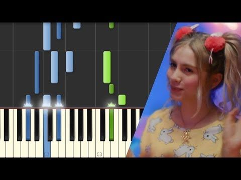 Aleyna Tilki Sen Olsan Bari Piano Tutorial Youtube Piano Lessons Lesson 3d Printer Diy