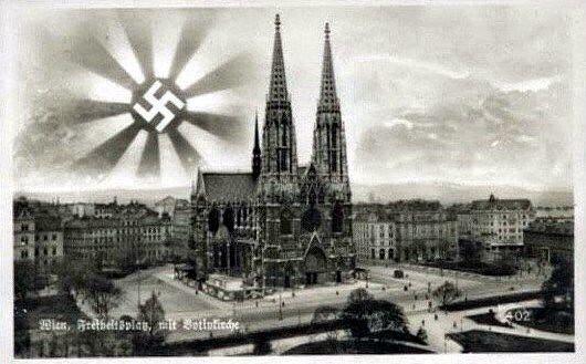 Postcards Collection – Swastika Sun