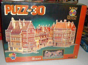 Alsace Puzz-3D Jigsaw Puzzle 959 Pieces