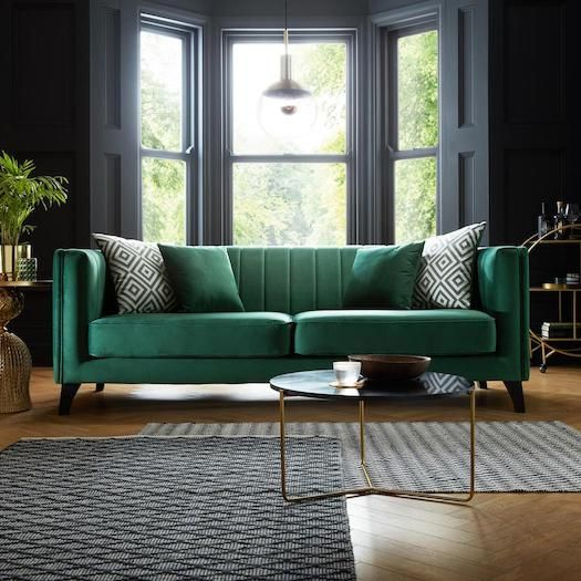 The Fluted Trend Is A Huge Home Craze In 2020 In 2020 Living Room On A Budget Living Room Living Room Designs