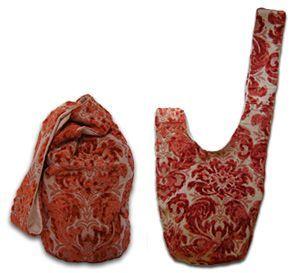 Japanische Knotentasche