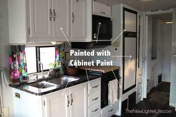 Nuvo Countertop Paint Video : forward nuvo cabinet paint to update rv cabinets nuvo cabinet paint to ...