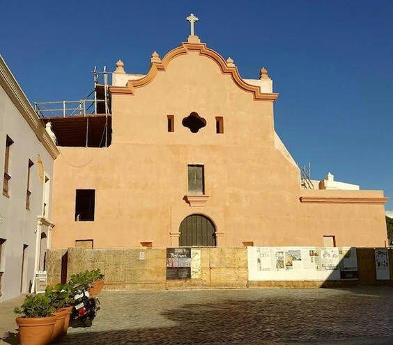 San José church.