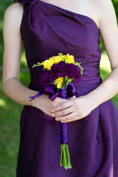 Bridesmaid Bouquets, Wedding Flowers Photos by Turnquist Photography - Image 23 of 44 - WeddingWire