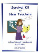 Survival Kit for New Teachers:  A User-Friendly Handbook 2nd Edition