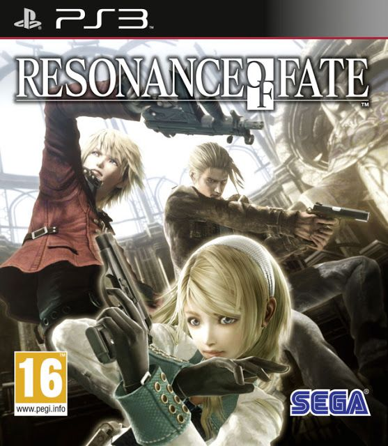 Resonance Of Fate Ps3 Iso Rom Download Resonance Of Fate Xbox 360 New Video Games