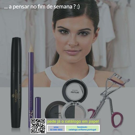 !! Interessa-te? :) Recebe o catálogo grátis aqui: http://www.123contactform.com/form-242316/Pedido-Catalogo #assessora #registooriflame #cosmética