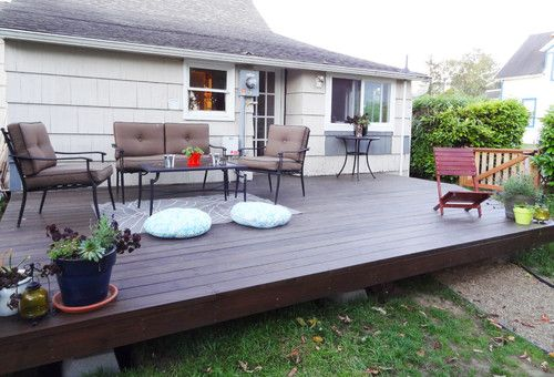 How to build a deck in a weekend.... on jason's to do list