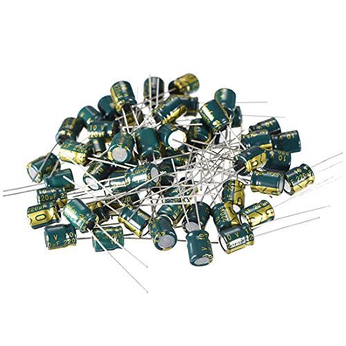 Uxcell Electrolytic Capacitor 2 Piece