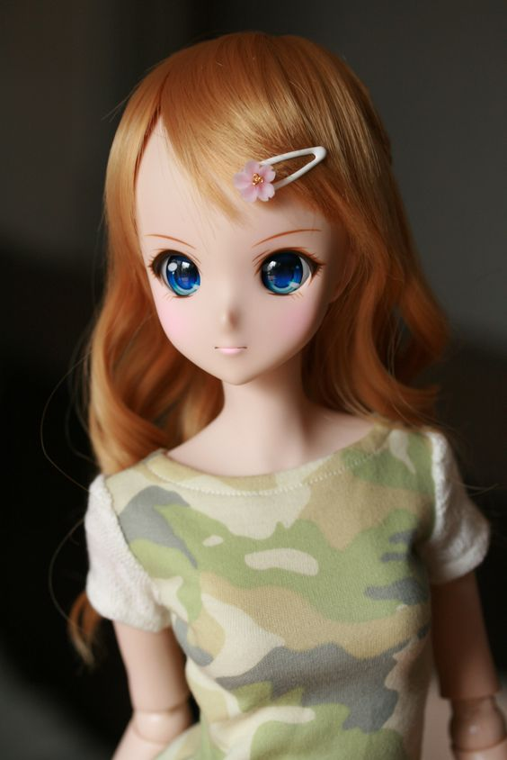 Kizuna Yumeno Smart Doll by Clover