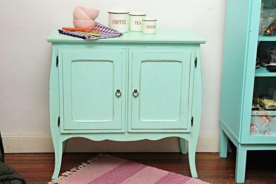 muebles de pino pintados de blanco  Buscar con Google  Muebles de