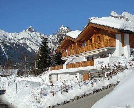 Ferienhaus in Ovronnaz in den 4 Vallées