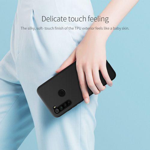 قاب سیلکیونی شیائومی ردمی نوت 8 مارک Nillkin Nillkin Xiaomi Protective Cases