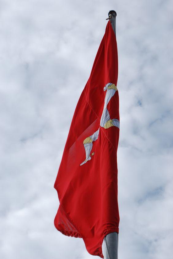 isle man flag