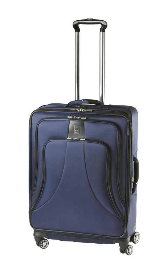 """Travelpro WalkAbout Lite 4 25"""" Expandable Spinner Upright 406116502 - Luggage Pros"""