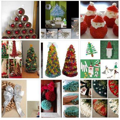 Artesanato, decoração, reciclagem, lembrancinhas para o Natal...    Confira PAP e FONTE:  https://www.facebook.com/media/set/?set=a.140705252737404.28955.101447593329837=1