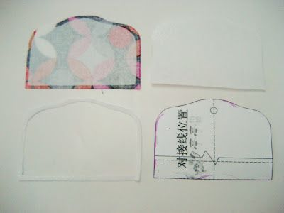 Flap Tutorial Double Pouch Traduction - Tous Wrapped Up