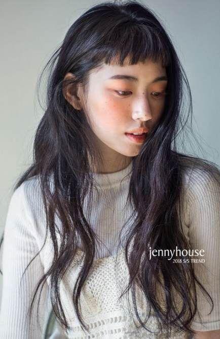 Jennyhouse korea model - hwipink ig, Shin Se Hwi - choppy baby bangs | soyvirgo.com