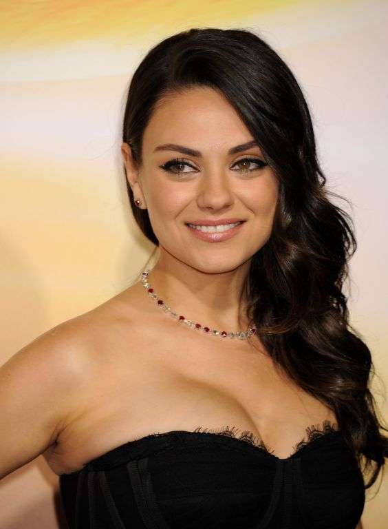 Mila Kunis Super Cute @ Premiere Of 'Jupiter Ascending'