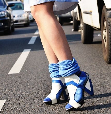 MY FASHION TRICKS: Street style: Amazing shoes!!