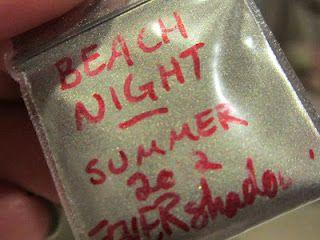 My Nail Polish Obsession: FEVERshadow Beach Night