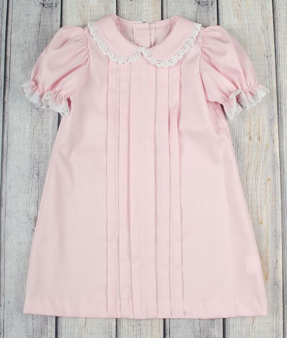 Stellybelly Pink Ellison Dress