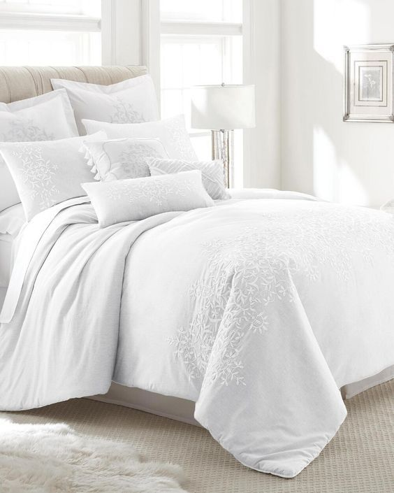 White Bedding In A Bag Comforter Sets White Bedspreads Luxury Bedspreads
