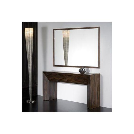 Comprar online Cónsola y espejo opcional Axil de Kendo Mobiliario