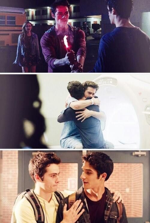 #TeenWolf #ScottMcCall #StilesStilinski - We are not just friends! We are brother's!