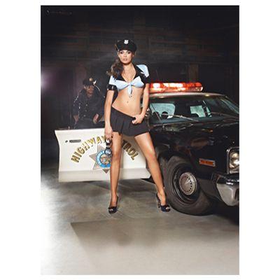 Disfraz Baci Policía