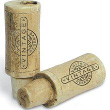 Wine Cork Candle for Halloween Parties