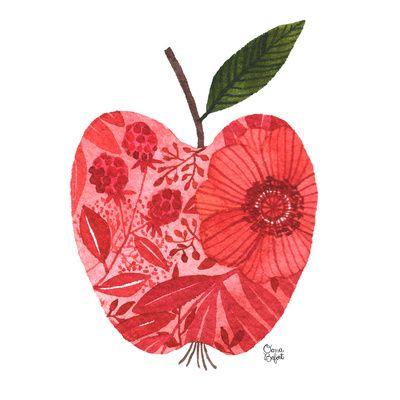 RED APPLE by Oana Befort