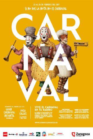 Carnavales Zaragoza: