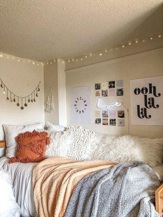 47 Modern Bedroom Designs Trends In 2020 College Dorm Room Decor