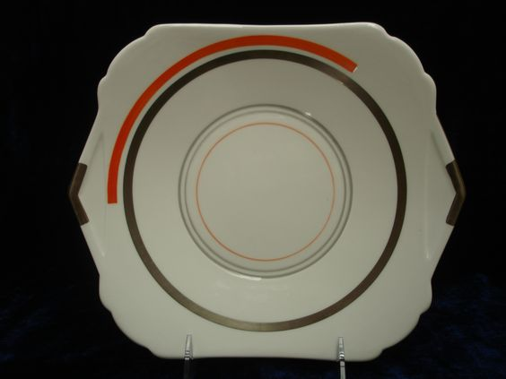 Shelley china plate
