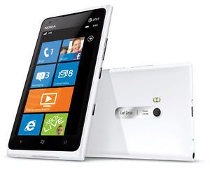"£89.99 - Nokia Lumia 900 White (unlocked) Windows Smartphone 4.3"" 16Gb GRADE B   http://www.ebay.co.uk/itm/Nokia-Lumia-900-White-unlocked-Windows-Smartphone-4-3-16Gb-GRADE-B-/281370350663?pt=UK_Mobile_Phones&hash=item4182fad447"