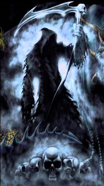 reaper anime wallpaper - photo #18