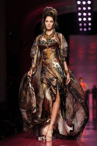 Jean Paul Gaultier: Runway - Paris Fashion Week Haute Couture S/S 2012 by brianna