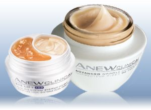 AVON - skincare - mix or match Anew Clinical - any 2 for 39.99 ($19.99 each when you buy 2)! Shop Avon Sales online at http://eseagren.avonrepresentative.com.